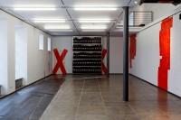 """Museum für Konkrete Kunst, Ingolstadt,  """"Einfach dreifach"""", 2013.  Foto: Wilfried Petzi, München"""