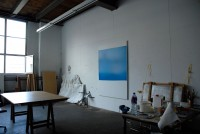 L-14.1, Leim, Acryl, Aluminium, 193 x 143 x 3 cm, 2014, Studio Zürich