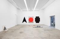 """Galerie Mark Müller, Zürich, """"Strömung"""", 2016. Foto: Conradin Frei"""