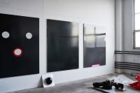 Atelier Zürich, 2016. Foto: Erwin Auf der Maur